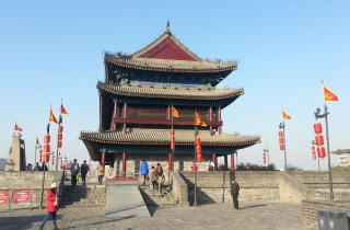 Xian Wall Watchtower