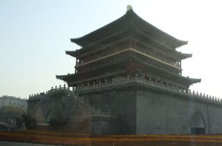 Xian City Wall North Gate