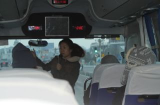 Our Beijing guide - Chen Chong (Mary)