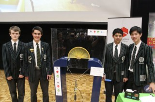 Brisbane Boys College - Second Place